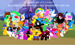 Size: 841x503 | Tagged: apple bloom, applejack, artist:joaquinalvear, cozy glow, derpy hooves, discord, dj pon-3, doctor whooves, flash sentry, fluttershy, gallus, good end, human, king sombra, lord tirek, male, maud pie, mudbriar, oc, ocellus, oc:golden joaquin, oc:joaquin, oc:joaquin.exe, octavia melody, pegasus, pinkie pie, pony, princess cadance, princess celestia, princess luna, queen chrysalis, rainbow dash, rarity, safe, sandbar, scootaloo, shining armor, silverstream, smolder, stallion, starlight glimmer, sunburst, sweetie belle, tempest shadow, thorax, time turner, trixie, twilight sparkle, unicorn, vinyl scratch, yona