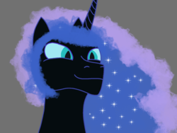 Size: 1600x1200 | Tagged: alicorn, artist:citizenartist, blue eyes, nightmare moon, safe, smiling