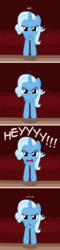 Size: 1920x7934 | Tagged: safe, artist:badumsquish, derpibooru exclusive, trixie, pony, unicorn, ..., :<, :o, >:<, angry, attention horse, behaving like a cat, comic, couch, cute, dialogue, diatrixes, female, frown, glare, grumpy, looking at you, madorable, mare, needy, offscreen character, open mouth, ponified, pov, prone, show accurate, solo, talking to viewer, yelling