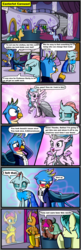Size: 1460x4510 | Tagged: artist:metal-jacket444, berry blend, berry bliss, blushing, canterlot boutique, changedling, changeling, citrine spark, classical hippogriff, clothes, comic, comic:the dark labyrinth, cute, diaocelles, diastreamies, dragon, dress, earth pony, female, fire quacker, friendship student, gallabetes, gallstream, gallus, griffon, hippogriff, male, mirror, november rain, ocellus, one eye closed, ;p, panties, peppermint goldylinks, pony, safe, sandabetes, sandbar, shipping, silverstream, smolder, smolderbetes, straight, student six, tongue out, underwear, yak, yona, yonadorable