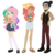 Size: 637x628 | Tagged: safe, artist:selenaede, artist:unicorngutz, discord, fluttershy, tree hugger, human, alternate hairstyle, bandana, base used, beard, bisexual, boots, clothes, discord gets all the mares, discoshy, facial hair, feet, female, flats, flutterhugger, humanized, jeans, lesbian, male, mary janes, pants, pleated skirt, polyamory, sandals, shipping, shirt, shoes, shorts, simple background, skirt, socks, stockings, straight, sweater, t-shirt, thigh highs, transparent background, treecord, treecordshy, vest, zettai ryouiki