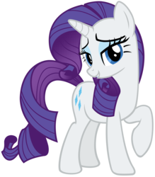 Size: 6174x7037 | Tagged: safe, artist:andoanimalia, rarity, pony, unicorn, absurd resolution, bedroom eyes, cute, female, looking at you, mare, raribetes, simple background, solo, transparent background, vector