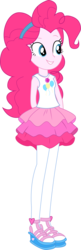 Size: 3300x10142 | Tagged: absurd resolution, artist:marcorois, cute, diapinkes, equestria girls, equestria girls series, female, pinkie pie, safe, simple background, smiling, solo, transparent background