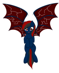 Size: 2200x2730 | Tagged: artist:dawnshine, bat pony, flying, looking at you, male, oc, oc:lightning moon, pony, safe, simple background, smiling, solo, stallion, transparent background