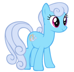 Size: 900x872 | Tagged: earth pony, edit, linky, pony, safe, shoeshine, simple background, smiling, solo, transparent background, vector, vector edit