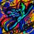 Size: 2000x2000 | Tagged: safe, artist:docwario, rainbow dash, pegasus, pony, dashtober, empty eyes, female, solo