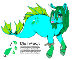 Size: 806x661 | Tagged: safe, artist:kaijuparty, oc, sea pony, relatable