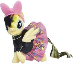 Size: 612x539   Tagged: safe, songbird serenade, my little pony: the movie, clothes, eye, eyes, female, mare, plushie, singer, skirt, toy, wings