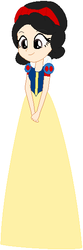 Size: 190x572 | Tagged: safe, artist:selenaede, artist:user15432, human, equestria girls, barely eqg related, base used, clothes, crossover, disney, disney princess, dress, equestria girls style, equestria girls-ified, gown, princess dress, snow white, snow white and the seven dwarfs