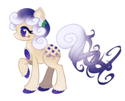 Size: 900x727 | Tagged: safe, artist:rainspeak, oc, oc:blueberry pie, original species, pony, solutai pony, female, mare, simple background, solo, transparent background