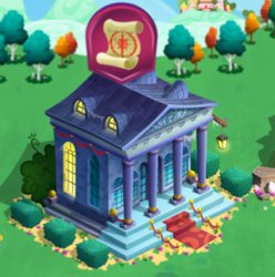 Size: 438x442 | Tagged: safe, pony, gameloft, the anonymous campsite