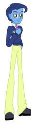 Size: 436x1600   Tagged: safe, artist:ferrokiva, night light, equestria girls, equestria girls-ified, male, simple background, solo, transparent background