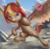 Size: 2148x2106 | Tagged: safe, artist:amarthgul, oc, pegasus, pony, donut, food, sprinkles, staff