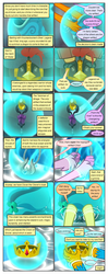 Size: 612x1553 | Tagged: safe, artist:newbiespud, edit, edited screencap, screencap, gallus, ocellus, sandbar, silverstream, smolder, yona, changedling, changeling, classical hippogriff, dragon, earth pony, griffon, hippogriff, pony, yak, comic:friendship is dragons, school raze, ..., comic, crown, dialogue, dragoness, female, female pov, helmet, horned helmet, jewelry, male, male pov, offscreen character, pov, regalia, screencap comic, sigh, student six, viking helmet