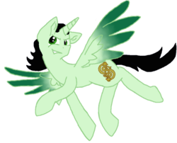 Size: 903x728 | Tagged: safe, artist:spqr21, alicorn, pony, fanfic:we remember everything, base used, crossover, fanfic art, loki, male, ponified, simple background, smiling, smirk, solo, stallion, transparent background