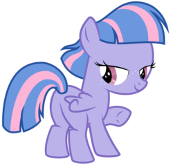 Size: 6378x6209 | Tagged: safe, artist:sollace, wind sprint, pegasus, pony, common ground, .svg available, bedroom eyes, butt, female, filly, foal, freckles, looking back, plot, raised leg, simple background, transparent background, vector