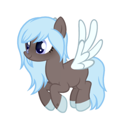 Size: 1024x1024 | Tagged: artist:tears2shed, base used, colored wings, female, mare, oc, pegasus, pony, safe, solo, wings