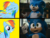 Size: 1700x1300 | Tagged: edit, edited screencap, editor:wild stallions, hotline bling, meme, rainbow dash, safe, screencap, sonic movie 2019, sonic movie 2020, sonic the hedgehog, sonic the hedgehog (series)