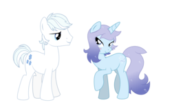 Size: 8000x5000 | Tagged: absurd resolution, artist:northernthestar, double diamond, female, mare, oc, pony, safe, simple background, transparent background, unicorn
