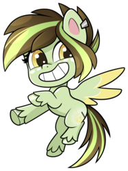 Size: 773x1033 | Tagged: safe, artist:ak4neh, oc, oc only, oc:akane, pegasus, pony, my little pony: pony life, bean mouth, female, mare, simple background, solo, transparent background