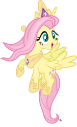 Size: 1197x1982 | Tagged: alicorn, alicornified, artist:anime-equestria, crown, cute, female, fluttercorn, fluttershy, gem, happy, jewelry, mare, princess fluttershy, princess shoes, race swap, regalia, royalty, safe, shyabetes, simple background, solo, testing testing 1-2-3, tiara, transparent background, vector