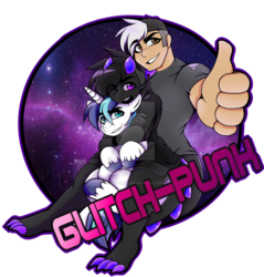 Size: 873x915 | Tagged: adorkable, artist:glitch-punk, crossover, cute, dork, dragon, furry, glitch-punk, human, oc, oc:benji, prince shining armor, race swap, safe, self insert, selfinsertxcanon, self insert x canon, shining adorable, shining armor, shiro, shirovoltron, shirt voltron, unicorn, voltron legendary defender