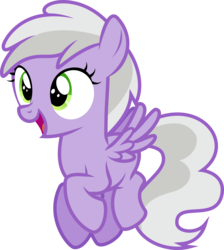 Size: 6001x6696 | Tagged: artist:sollace, cute, female, filly, flying, foal, open mouth, pegasus, pony, safe, simple background, solo, .svg available, sweet pop, the cutie re-mark, transparent background, vector