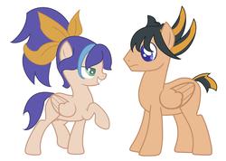Size: 2913x2073 | Tagged: safe, pony, celina (yu-gi-oh! arc-v), ponified, yu-gi-oh!, yu-gi-oh! 5d's, yu-gi-oh! arc-v, yusei fudo