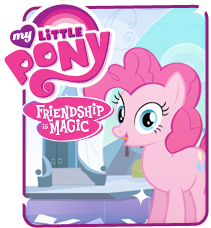 Size: 211x228 | Tagged: crystal palace, earth pony, hasbro, looking at you, official, pinkie pie, safe, site, smiling, solo