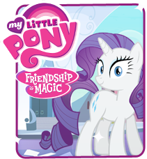 Size: 211x228   Tagged: safe, rarity, pony, unicorn, official, crystal palace, female, hasbro, looking at you, smiling, solo, website