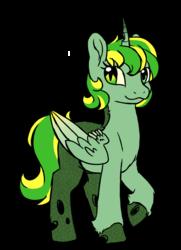 Size: 924x1279 | Tagged: safe, artist:cloureed, oc, oc:meadow dawn, alicorn, hybrid, pony, princess