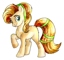 Size: 2134x2016 | Tagged: safe, artist:not-ordinary-pony, derpibooru exclusive, oc, oc only, oc:ember mane, crystal pony, earth pony, pony, 2020 community collab, derpibooru community collaboration, female, mare, simple background, solo, transparent background