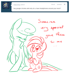 Size: 517x545 | Tagged: ask, browser ponies, pony, safe, tumblr, tumblr:ask the browser ponies