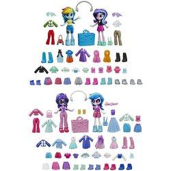 Size: 800x800   Tagged: safe, dj pon-3, rainbow dash, starlight glimmer, twilight sparkle, vinyl scratch, equestria girls, clothes, doll, dress, equestria girls minis, fashion squad, female, irl, photo, toy
