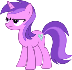 Size: 3000x2917 | Tagged: amethyst star, artist:dusk2k, pony, safe, simple background, solo, sparkler, transparent background, unamused, vector
