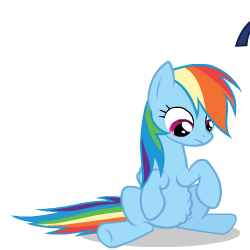 Size: 250x250 | Tagged: artist needed, safe, artist:sasha-flyer, rainbow dash, twilight sparkle, alicorn, pegasus, pony, derpibooru, testing testing 1-2-3, animated, animated png, apng for breezies, duo, duo female, female, forced juxtaposition, juxtaposition, juxtaposition win, mare, meme, meta, multi image animation, picture for breezies, simple background, transparent background, twilight sparkle (alicorn), vector, walking