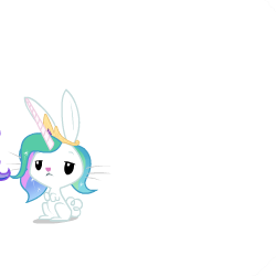 Size: 250x250 | Tagged: artist needed, safe, artist:sasha-flyer, angel bunny, opalescence, rabbit, derpibooru, testing testing 1-2-3, angelestia, animal, animated, animated png, apng for breezies, forced juxtaposition, juxtaposition, juxtaposition win, male, meme, meta, multi image animation, simple background, solo, transparent background, vector