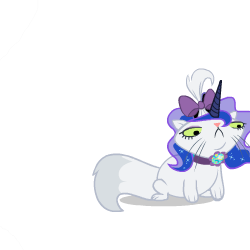 Size: 250x250 | Tagged: animated, animated png, apng for breezies, artist needed, cat, derpibooru, forced juxtaposition, juxtaposition, juxtaposition win, meme, meta, opalescence, opaluna, safe, simple background, solo, testing testing 1-2-3, transparent background, vector