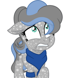 Size: 924x1128 | Tagged: safe, artist:rioshi, artist:starshade, oc, oc only, oc:scotia, earth pony, pony, female, mare, simple background, solo, white background