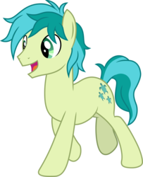 Size: 3000x3689 | Tagged: safe, artist:cloudyglow, sandbar, pony, the last problem, .ai available, older, older sandbar, simple background, solo, transparent background, vector