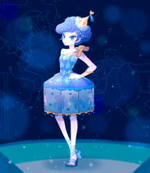 Size: 1300x1500 | Tagged: safe, artist:kkmrarar, rarity, equestria girls, equestria girls series, the other side, carousel dress, clothes, dress, feet, female, hand on hip, high heels, looking at you, nail polish, sandals, shoes, solo, toes