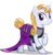 Size: 1499x1544 | Tagged: safe, artist:aquilateagle, summer meadow, pony, unicorn, season 8, spoiler:s08, bracelet, clothes, dress, fashion, female, friendship student, gown, jewelry, mare, pearl, school of friendship, solo, vector