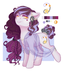Size: 756x876 | Tagged: artist:shady-bush, clothes, earth pony, female, mare, oc, pony, safe, see-through, solo