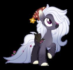 Size: 1024x982 | Tagged: safe, artist:tears2shed, oc, oc:cole, bat pony, pony, base used, female, hat, mare, nightcap, simple background, solo, transparent background