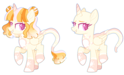 Size: 3795x2312 | Tagged: alicorn, artist:youkastray, female, magical lesbian spawn, mare, oc, oc:sunlay sonata, offspring, parent:princess celestia, parents:twilestia, parent:twilight sparkle, pony, safe, simple background, solo, transparent background