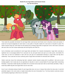 Size: 850x970 | Tagged: safe, big macintosh, marble pie, sugar belle, earth pony, pony, unicorn, equestria daily, apple, apple tree, author:not-yet-a-brony, awkward, best friends, bonding, concerned, confused, conversation, did not see that one coming, episode idea, everything went better than expected, fanfic idea, female, food, friendship, friendshipping, happy ending, hilarity ensues, husband and wife, looking at each other, male, married couple, not sure if want, oh crap, oh crap face, oh dear, oh dear god, oh god, season 10, shipping, shocked, shocked expression, silence, smiling, soapbox, straight, stunned, sugarmac, surprised, surprised face, sweet apple acres, text, this will end in laughs, this will not end well, tree, uh oh, unexpected, what a twist, what just happened, worried, you're fucked now, you're screwed, youtube link, youtube link in the description