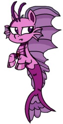 Size: 440x868 | Tagged: annoyed, aria blaze, artist:thatonecrazyartist18, cloven hooves, cute, female, fins, fish tail, gem, my little pony: pony life, safe, scales, simple background, siren, siren gem, solo, transparent background