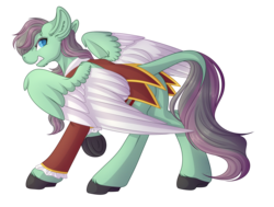 Size: 4122x3114 | Tagged: safe, artist:amazing-artsong, oc, oc:winter flaze, pegasus, pony, clothes, cosplay, costume, edmond dantes, male, simple background, solo, stallion, transparent background, two toned wings, wings