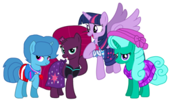 Size: 1845x1080 | Tagged: alicorn, alternate universe, artist:徐詩珮, base used, bisexual, broken horn, clothes, cute, equestria girls outfit, female, fizzlepop berrytwist, glitterbetes, glitter drops, glitterlight, glittershadow, happy, hat, horn, lesbian, lifeguard, lifeguard spring rain, onomatopoeia, polyamory, safe, series:sprglitemplight diary, series:sprglitemplight life jacket days, series:springshadowdrops diary, series:springshadowdrops life jacket days, shipping, simple background, sound effects, sprglitemplight, springbetes, springdrops, springlight, spring rain, springshadow, springshadowdrops, swimsuit, tempestbetes, tempestlight, tempest shadow, transparent background, twiabetes, twilight sparkle, twilight sparkle (alicorn), unicorn, vector