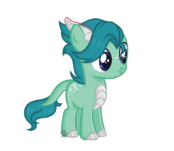 Size: 1050x910 | Tagged: artist:rainbowpawsarts, dracony, dragon, hybrid, interspecies offspring, male, oc, oc:topaz, offspring, parent:rarity, parent:spike, parents:sparity, pony, safe, simple background, transparent background